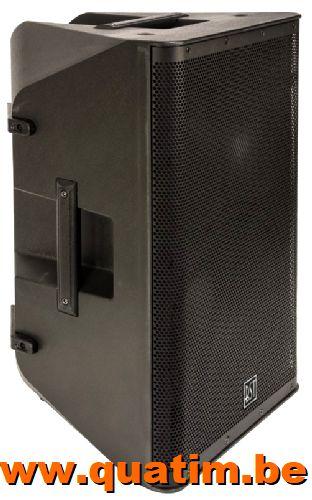 BST PRO actieve ABS BI-AMP 2-Weg luidspreker 15