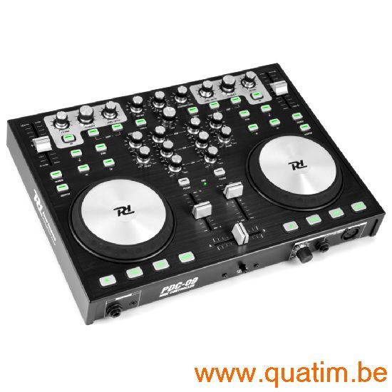 Power Dynamics PDC09 MIDI Controller met geluidskaart