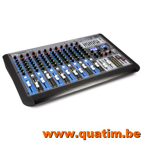 Power Dynamics PDM-S1604 16-Kanalen Professionele Analog Mix