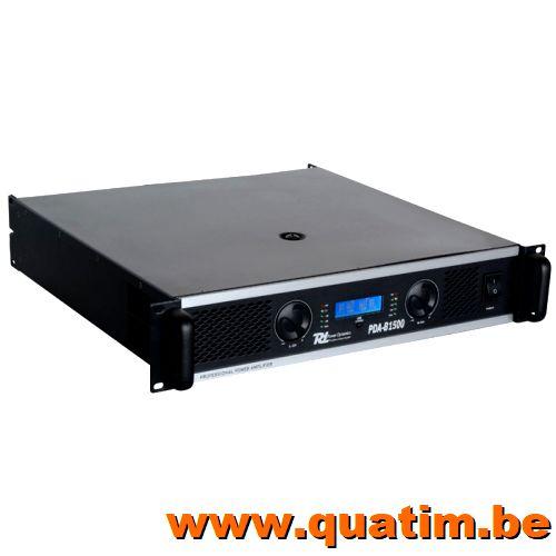 Power Dynamics PDA-B1500 Professionele versterker