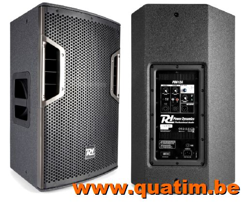 Power Dynamics PD612A Actieve Speaker 12