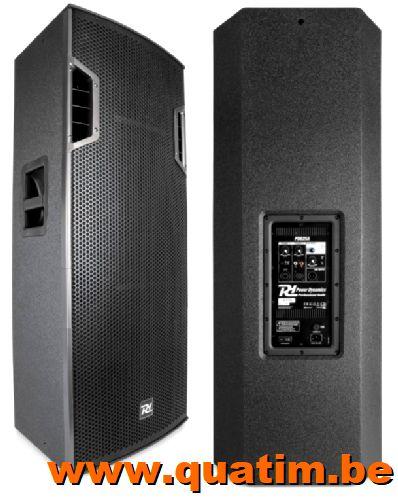 Power Dynamics PD625A Actieve Speaker 2x15