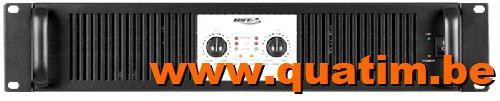 BST XL2000 Power Amplifier 2 x 1250Wrms