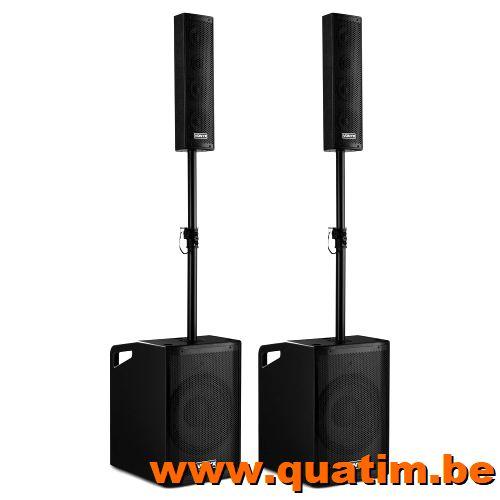Vonyx VX1050BT actieve 2.2 luidsprekerset 1150W