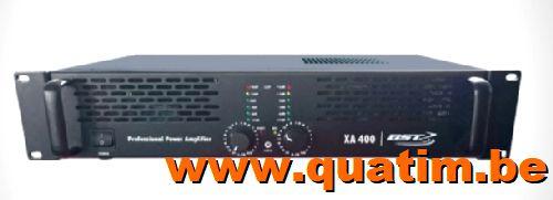 BST XA400 Power Amplifier 400W
