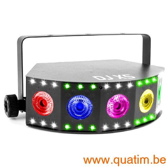 BeamZ DJ X5 Stroboscoop LED Array