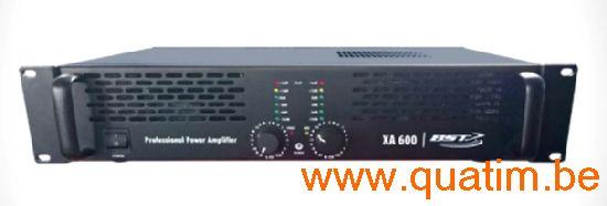 BST XA600 Power Amplifier 600W