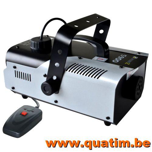 BeamZ S900 Rookmachine
