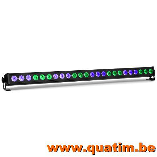 BeamZ LCB244 LED Bar 24x 4W
