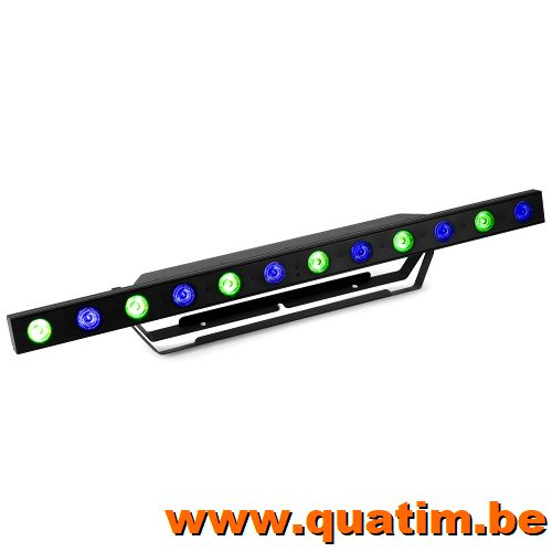 BeamZ Professional LCB155 LED Bar Pixel control