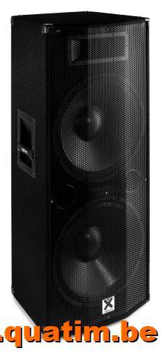 Vonyx CVB212 actieve luidspreker 2 x 12