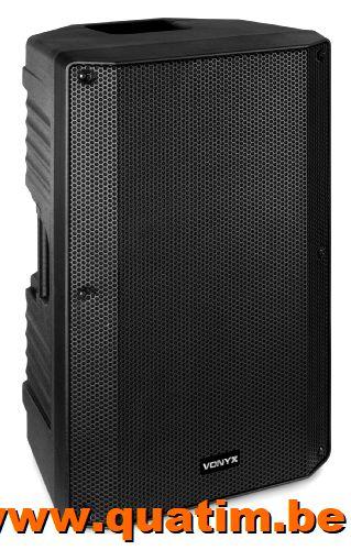 Vonyx VSA15 BI-Amplified Active Speaker 15