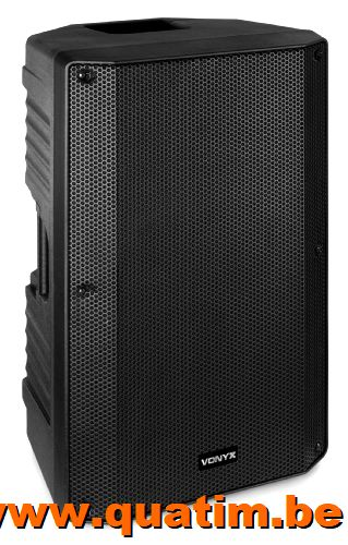 Vonyx VSA15BT BI-Amplified Active Speaker 15