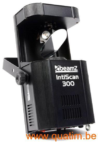 Beamz PRO Intiscan300 LED scanner 30W LED