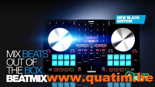 Reloop Beatmix4-MKII 4 kanaal DJ controller incl serato DJ i
