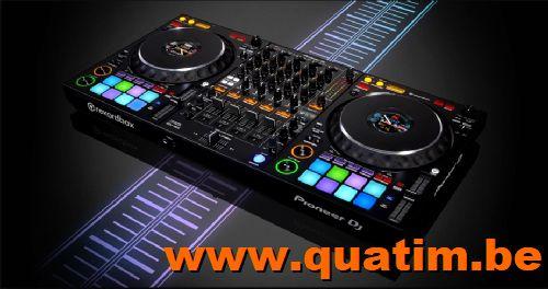 Pioneer DDJ-1000 DJ controller incl rekordbox DJ