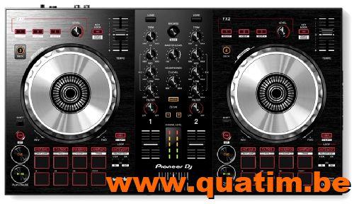 Pioneer DDJ-SB3 DJ controller incl Serato DJ Lite