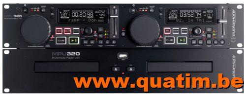 Audiophony MPU320 Dubbel 19