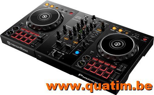 Pioneer DDJ-400 DJ Controller incl Rekordbox DJ