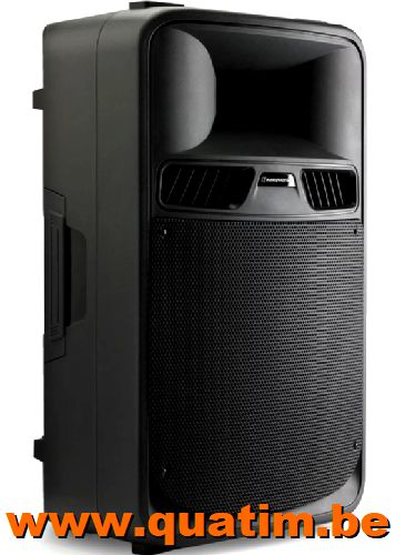 Audiophony SR15A actieve ABS luidspreker 15