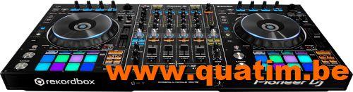 Pioneer DDJ-RZ 4 kanaals DJ controller incl Rekordbox DJ