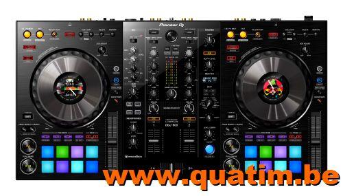 Pioneer DDJ-800 2-Kanaals DJ controller incl Rekorbox DJ