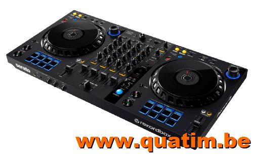 IBIZA sound DJM150USB-BT 2 kanaals mengpaneel USB en BT