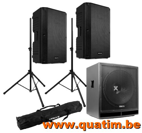 BST XL600 Power Amplifier 2 x 450Wrms