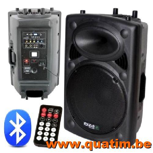IBIZA sound SLK15A-BT 15