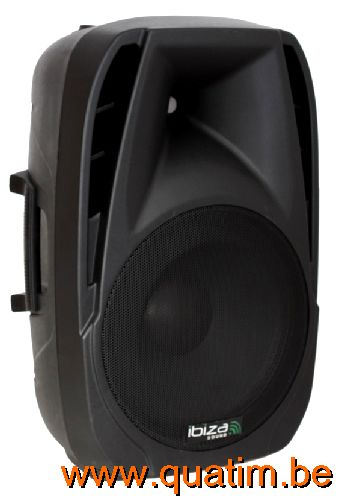 IBIZA Sound AMP2000 Power Amplifier 2 x 1500W