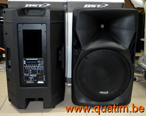 IBIZA sound XTK10A 10
