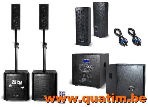 IBIZA sound XTK12A 12