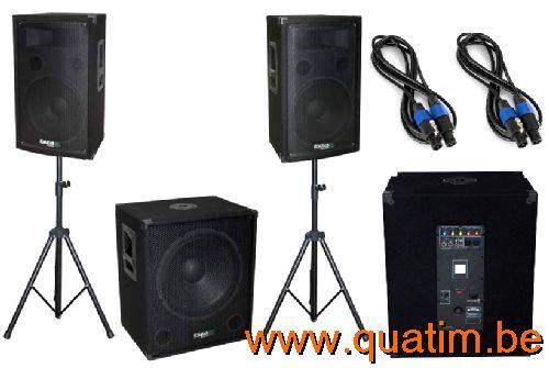IBIZA sound XTK15A 15