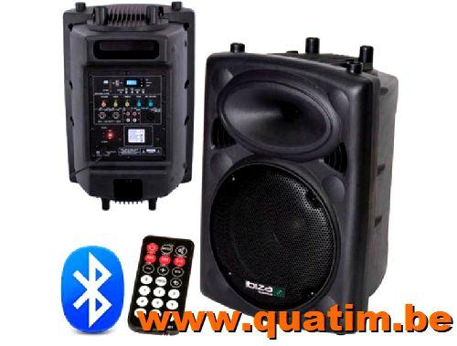 IBIZA sound SLK10A-BT 10