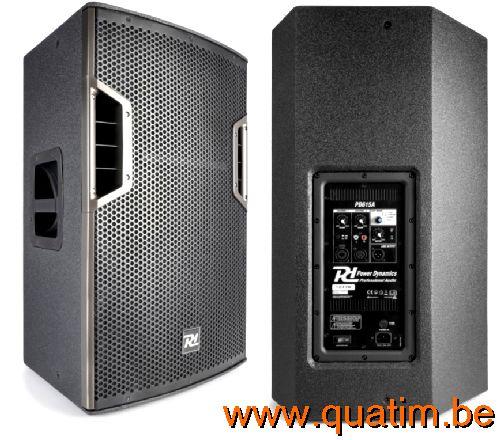 Fenton CSB215 PA Speaker Actief 2x 15