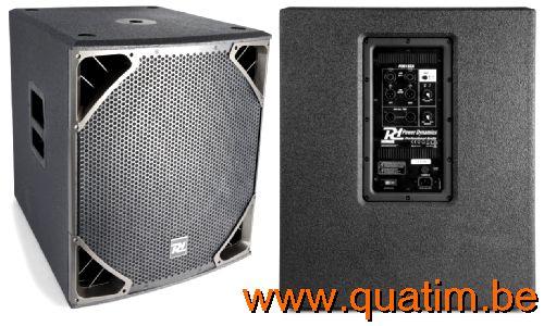 Vonyx SPJ-1500A Hi-End Actieve Speaker 15