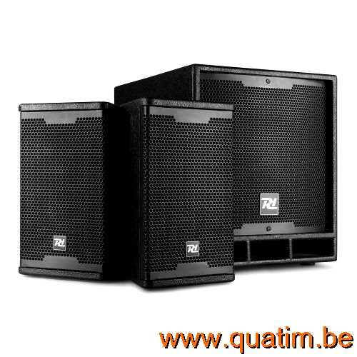 Power Dynamics PD-512A Actieve PA Speaker 12