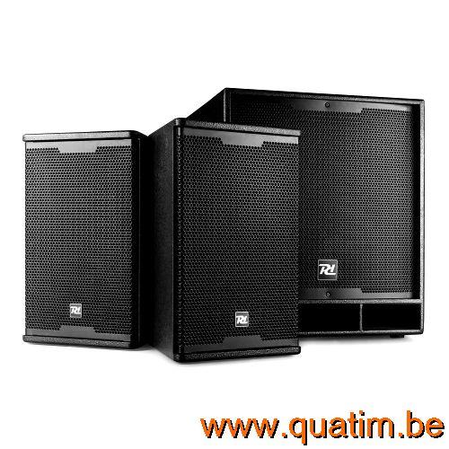Power Dynamics PD-525A Actieve PA Speaker 2x 15