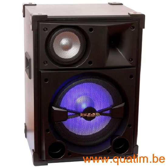 IBIZA sound SPL12 3-Weg luidspreker 12
