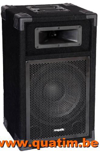IBIZA sound STAR10B luidspreker 10