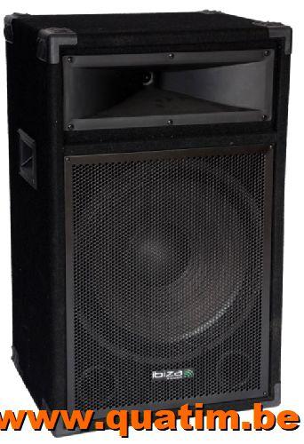 IBIZA sound STAR15B luidspreker 15