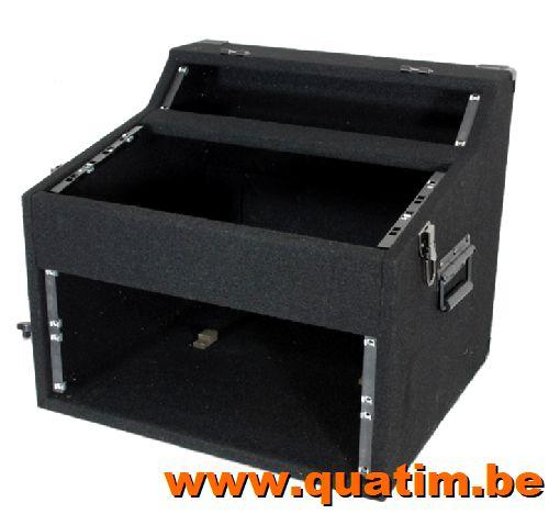 IBIZA sound Flightcase FC254 2U - 5U - 4U 19