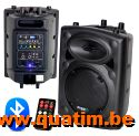 IBIZA sound SLK8A-BT 8
